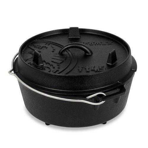 Petromax Dutch oven met pootjes 3,5 liter