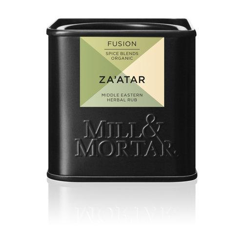 Mill & Mortar Za'atar BIO kruidenmengeling