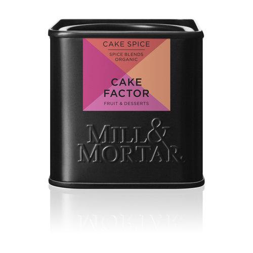 Mill & Mortar Cake Factor BIO kruidenmengeling
