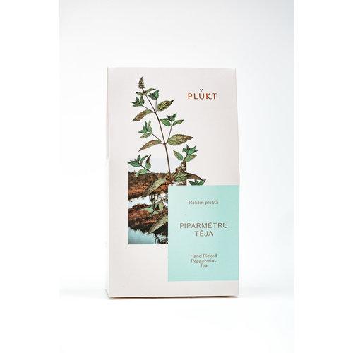 Plukt Peppermint organic losse thee