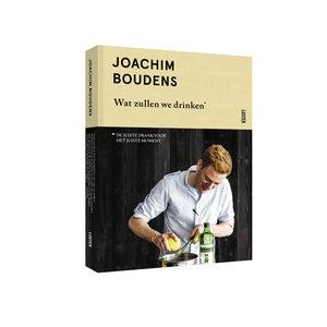 """Luster Kookboek """"Wat zullen we drinken"""" - Joachim Boudens"""