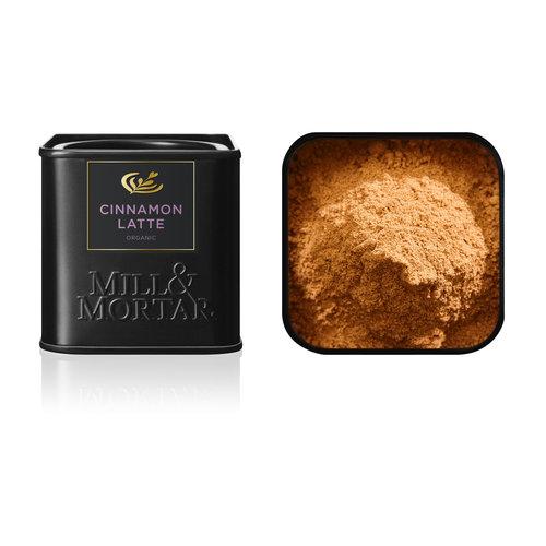 Mill & Mortar Cinnamon Latte Spice BIO kaneeltopping