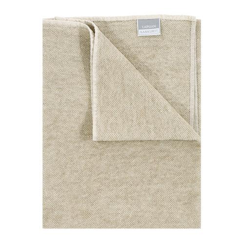 Lapuan Kankurit KIVI handdoek white linen washed linen terry 140
