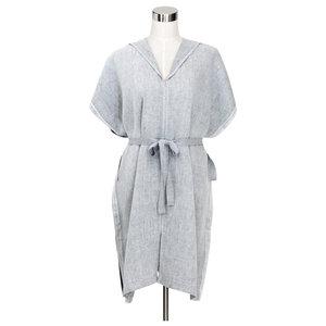 Lapuan Kankurit KASTE badjurk grey washed linnen
