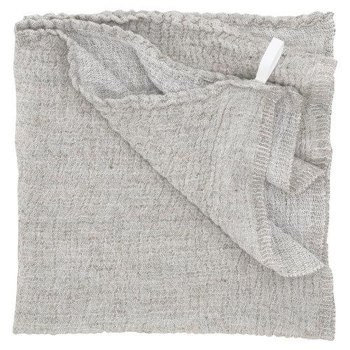 Lapuan Kankurit NYYTTI handdoek white linen washed linen-tencel cotton