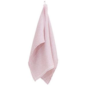 Lapuan Kankurit TERVA handdoek white-rose washed linen-tencel-cotton
