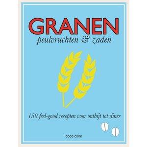 """Kookboek """"Granen, peulvruchten & zaden"""""""