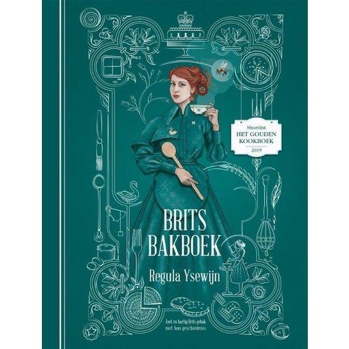 "Kookboek ""Brits bakboek - Regula Ysewijn"""