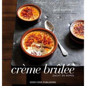 "Kookboek ""Crème brûlée - José Maréchal"""