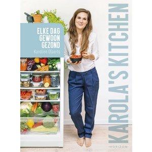 """Kookboek """"Elke dag gewoon gezond - Karolien Olaerts"""""""