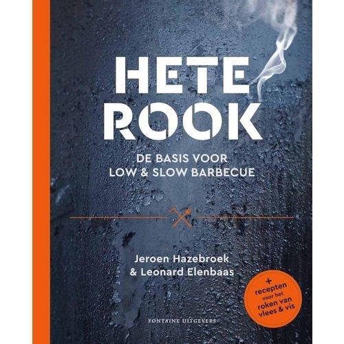 """Kookboek """"Hete rook - Jeroen Hazebroek"""""""