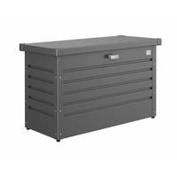 Hobbybox kussenbox donkergrijs metallic