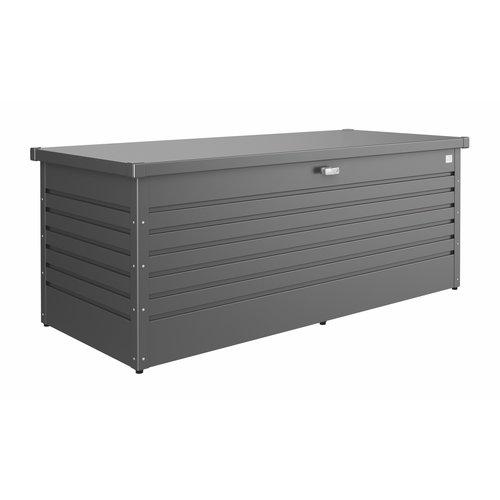 Biohort Hobbybox kussenbox donkergrijs metallic