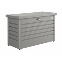 Hobbybox kussenbox kwartsgrijs metallic
