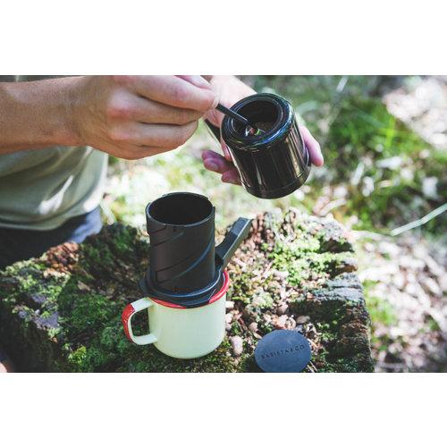 Barista & Co Twist press 2.0 compact koffie maker