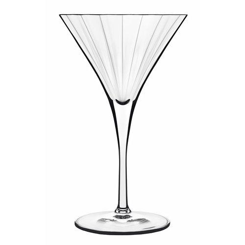Luigi Bormioli Bach martiniglas - set van 4