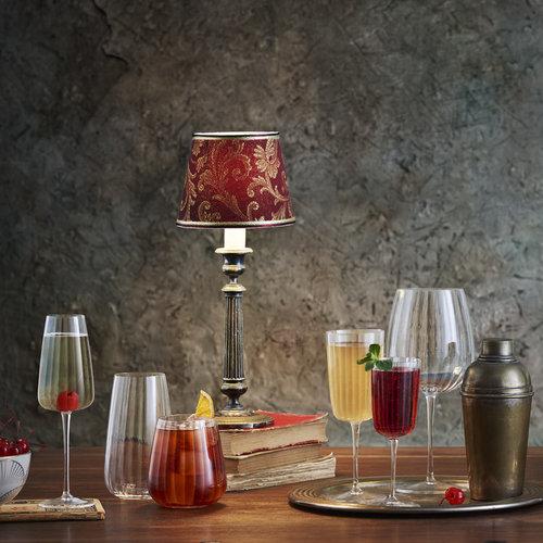 Luigi Bormioli Speakeasies Swing champagne-cocktailglas - set van 6