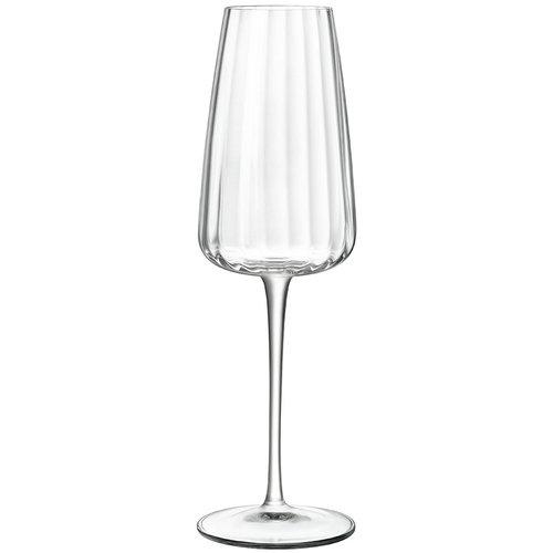 Luigi Bormioli Speakeasies Swing champagne glas - set van 6