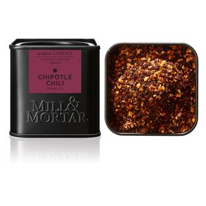 Mill & Mortar Chipotle Chili Flakes, BIO