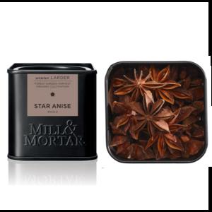 Mill & Mortar Star Anise, whole BIO (steranijs)