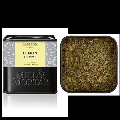 Mill & Mortar Lemon Thyme BIO (citroentijm)