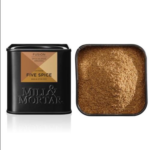 Mill & Mortar Five Spice BIO (kruidenmengeling)