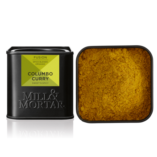 Mill & Mortar Colombo Curry BIO (kruidenmengeling)