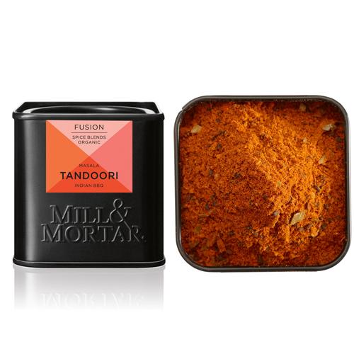 Mill & Mortar Tandoori BIO (kruidenmengeling)