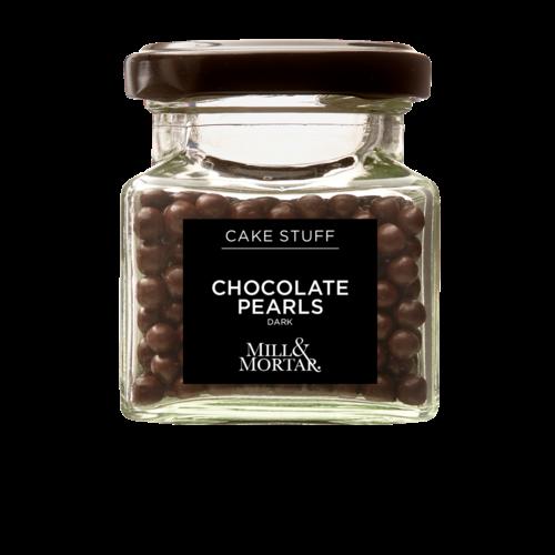 Mill & Mortar Chocolate Pearls (Dark)