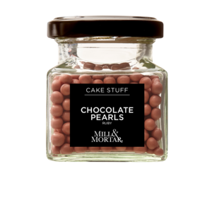 Mill & Mortar Chocolate Pearls (Ruby)