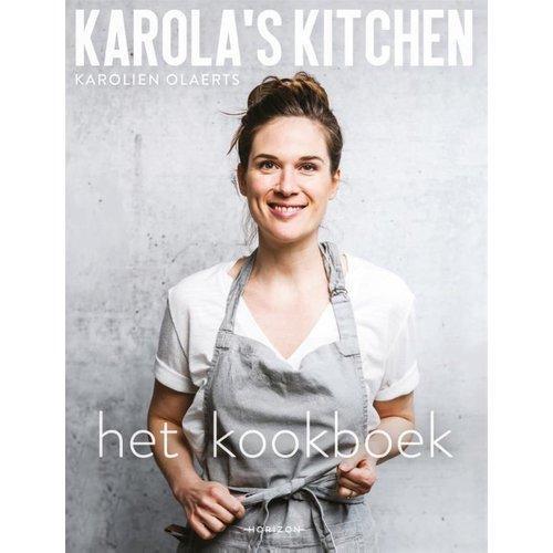 "Kookboek ""Karola's kitchen: het kookboek"" - Karolien Olaerts"