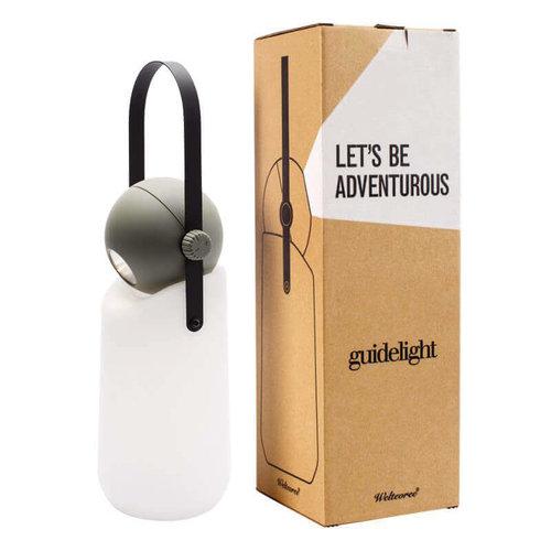Weltevree Guidelight draagbare buitenlamp groen