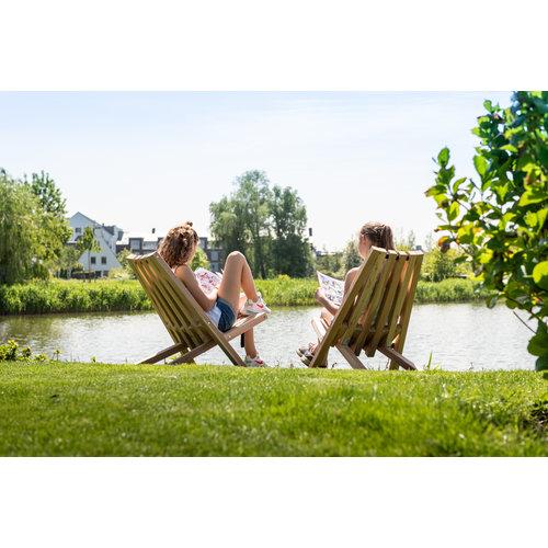 Weltevree Fieldchair loungestoel tuin