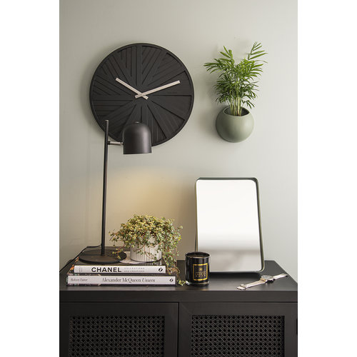 Present Time Globe bloempot muur groen Ø 14,5