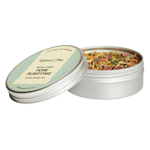Helemaal Shea Gezichtsstoomkruiden - pore purifying