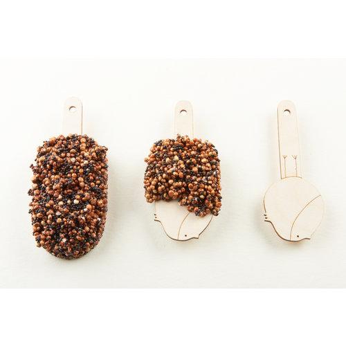 Studio Carmela Bogman Crunchy Cruncy vogelijsje