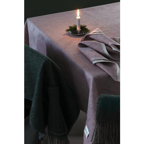 Lapuan Kankurit AAMU tafelkleed cinnamon linnen 260