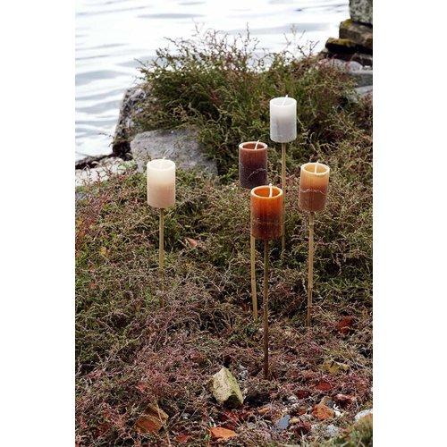 Broste Copenhagen Bamboe fakkel zalm