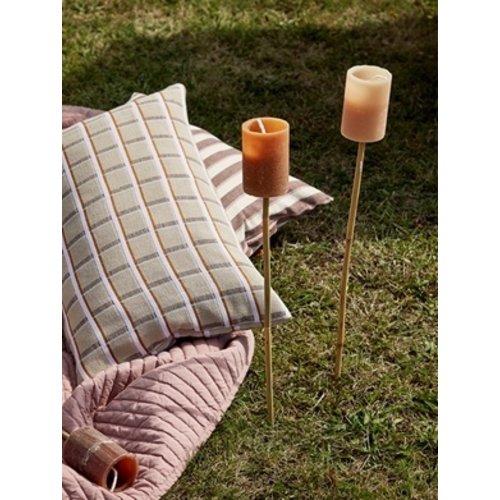 Broste Copenhagen Bamboe fakkel lichtbruin