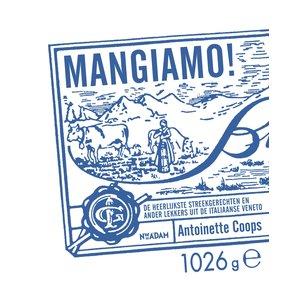 "Kookboek ""Mangiamo! - Antoinette Coops"""