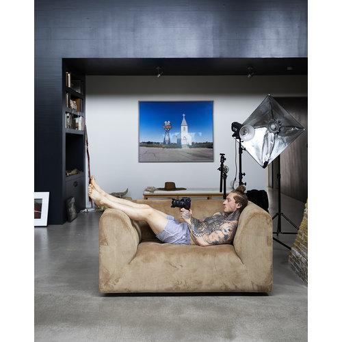 HK Living Vint sofa love seat