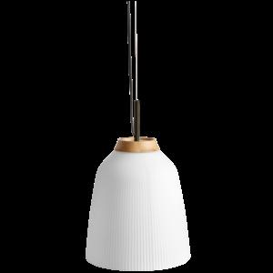 Bolia Campa hanglamp verchroomd ijzer Ø 35 cm