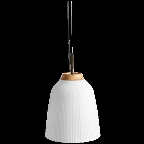 Bolia Campa hanglamp verchroomd ijzer Ø 27 cm