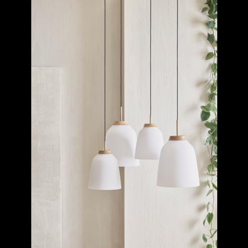 Bolia Campa hanglamp vermessingd ijzer Ø 27 cm