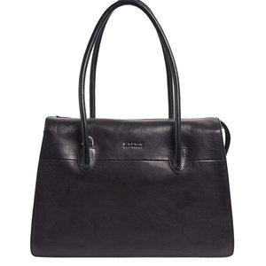 O My Bag Kate handtas - stromboli leather black
