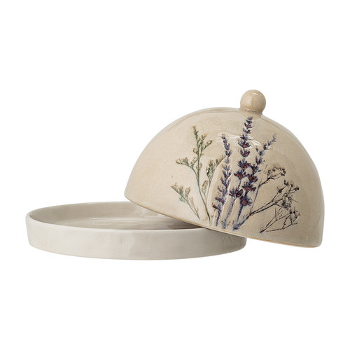 Bloomingville Bea botervlootje naturel keramiek