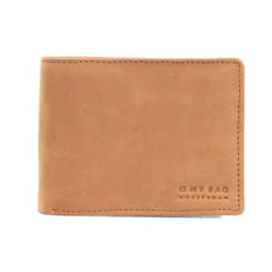 O My Bag Tobi's portefeuille - hunter leather camel