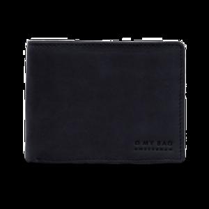 O My Bag Tobi's portefeuille - hunter leather black