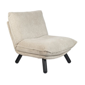 Zuiver Lazy sack fauteuil teddy