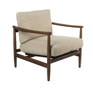 Pols Potten Todd fauteuil beige